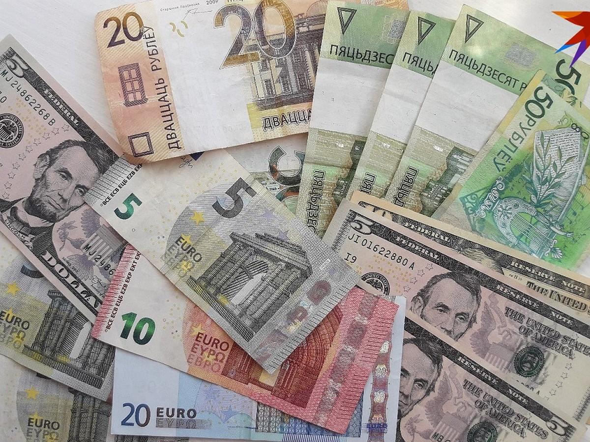 Курс валют в Беларуси на 13 января: российский рубль начал расти в цене