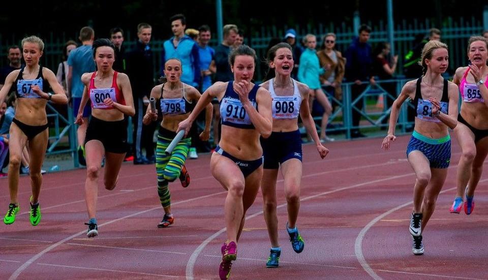 Тульские легкоатлеты стали кандидатами сборной России