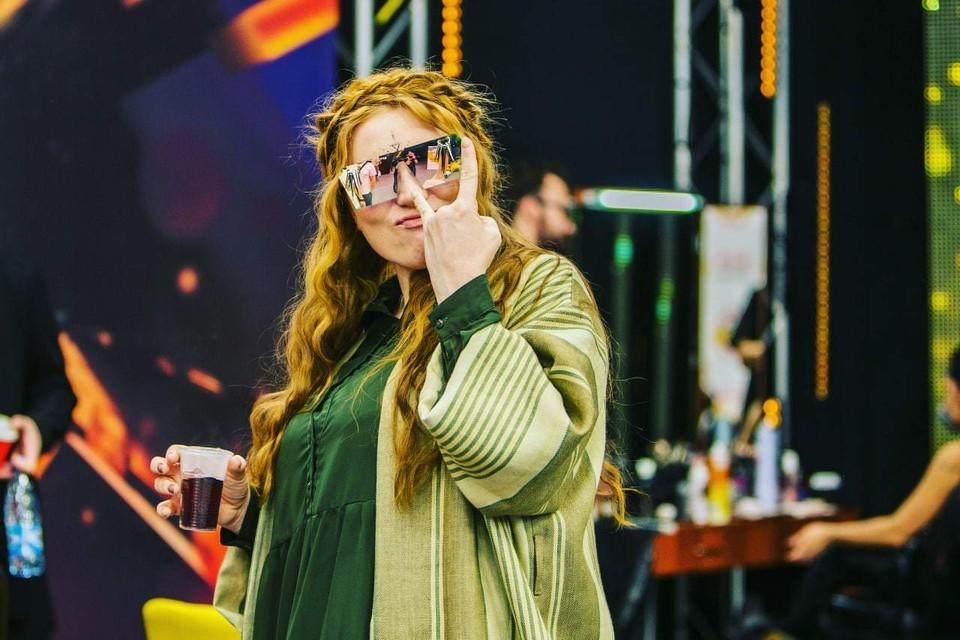 """Екатерина Курочкина. Фотография с личной страницы """"ВКонтакте"""""""