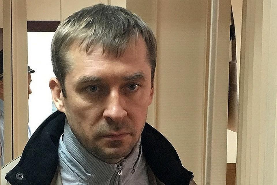 Экс-полковник Захарченко был задержан в 2016 году за взяточничество и получил 12,5 лет колонии.