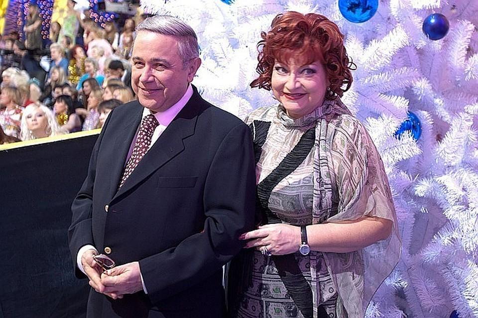 Наследница юмориста называет мамой Елену Степаненко