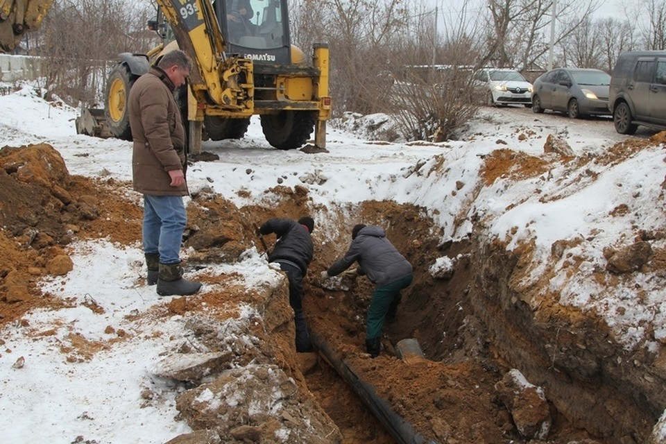 Почти три десятка километров водопроводных сетей заменят в Туле