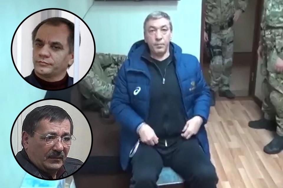 Фото: кадры видео / пресс-служба правительства Республики Дагестан / Станислав Красильников/ТАСС