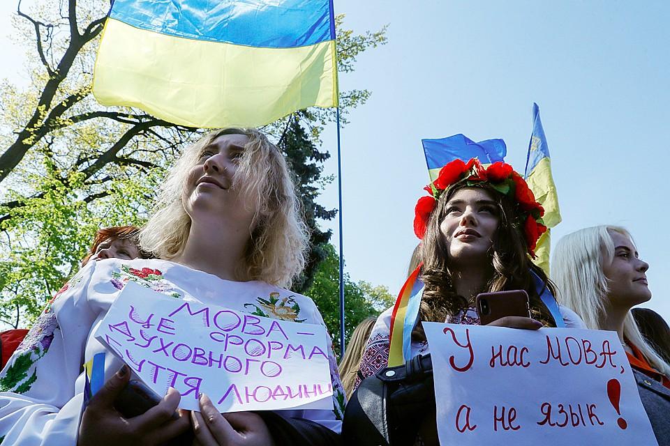 Какое-то время, русский еще продержится в обиходе и быту, а потом – все. Останется только внутри семей и окончательно пропадет за ненужностью