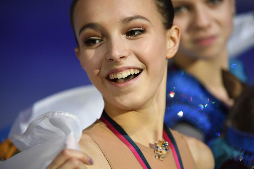 Анна Щербакова - одна из главных фавориток чемпионата Европы 2020.