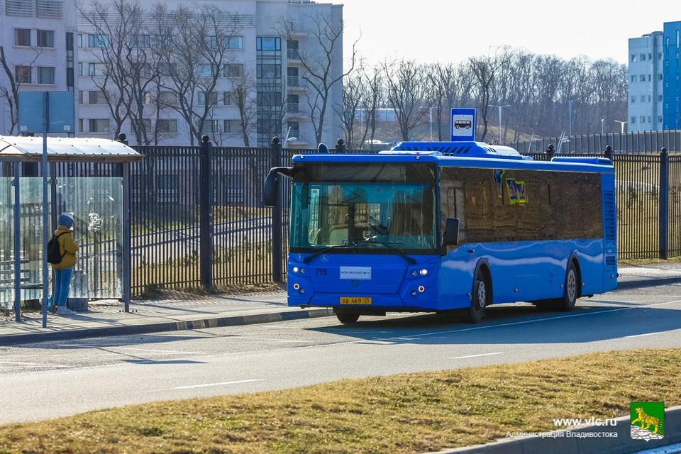 Во Владивостоке хотят ввести три новых автобусных маршрута. Фото: пресс-служба администрации Владивостока