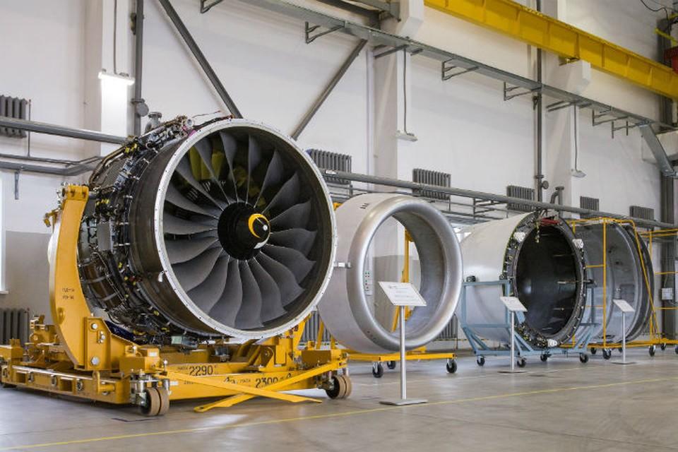 Первые российские двигателя для самолета МС-21 доставили на Иркутский авиазавод. Фото: Госкорпорация Ростех