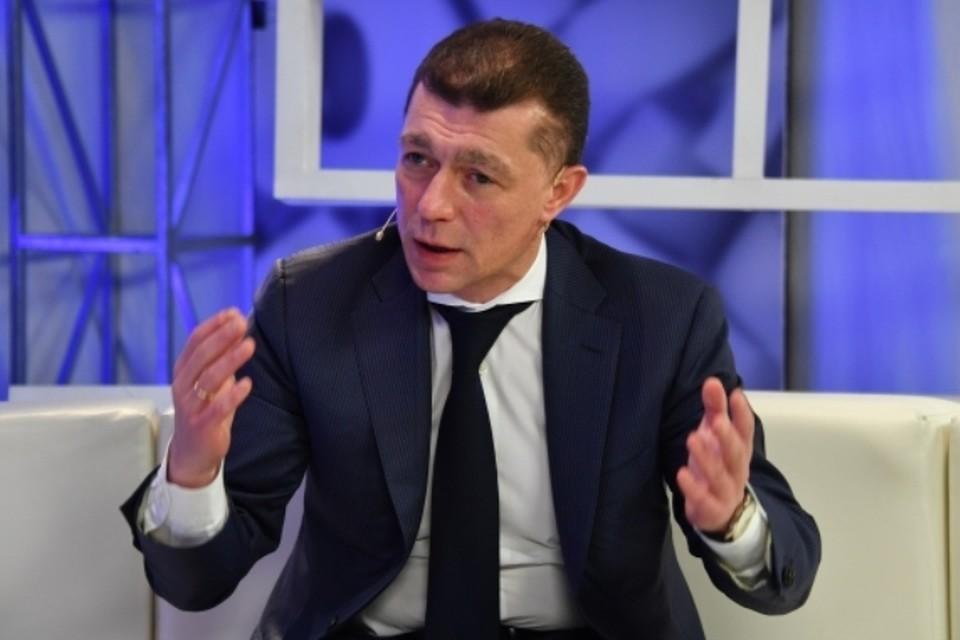 Максим Топилин назначен главой Пенсионного фонда России