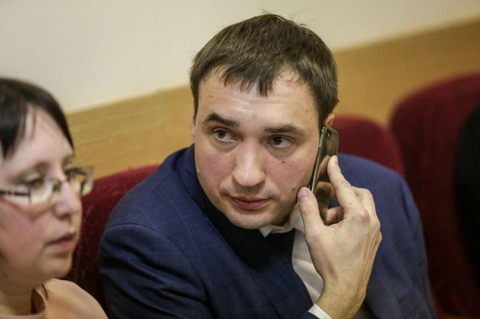 Антон Шарпилов занял пост уполномоченного по правам человека в Челябинской области.