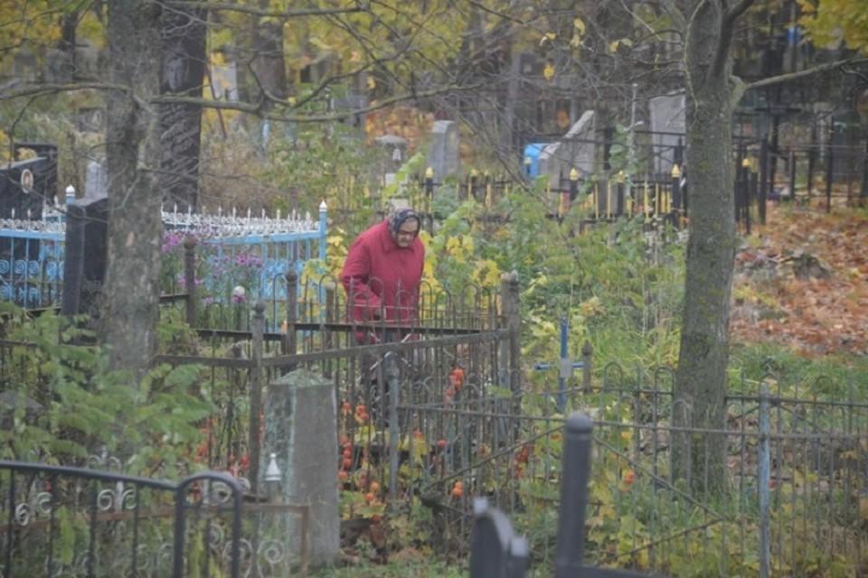 Кладбище нуждается в капитальном ремонте