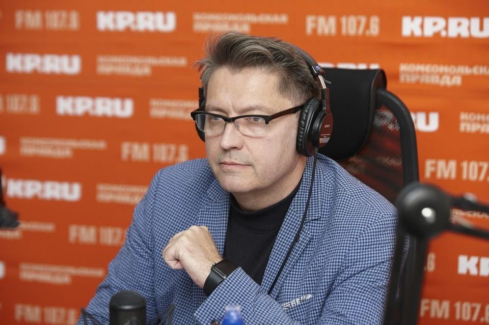 Глава Ижевска Олег Бекмеметьев