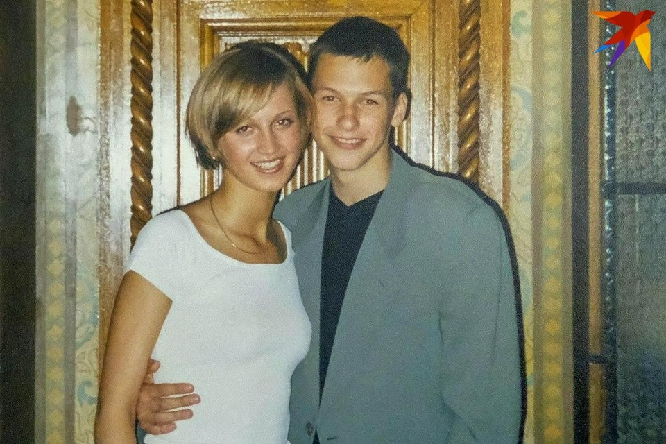 Ольга Бузова и ее первая любовь (выпускной класс)