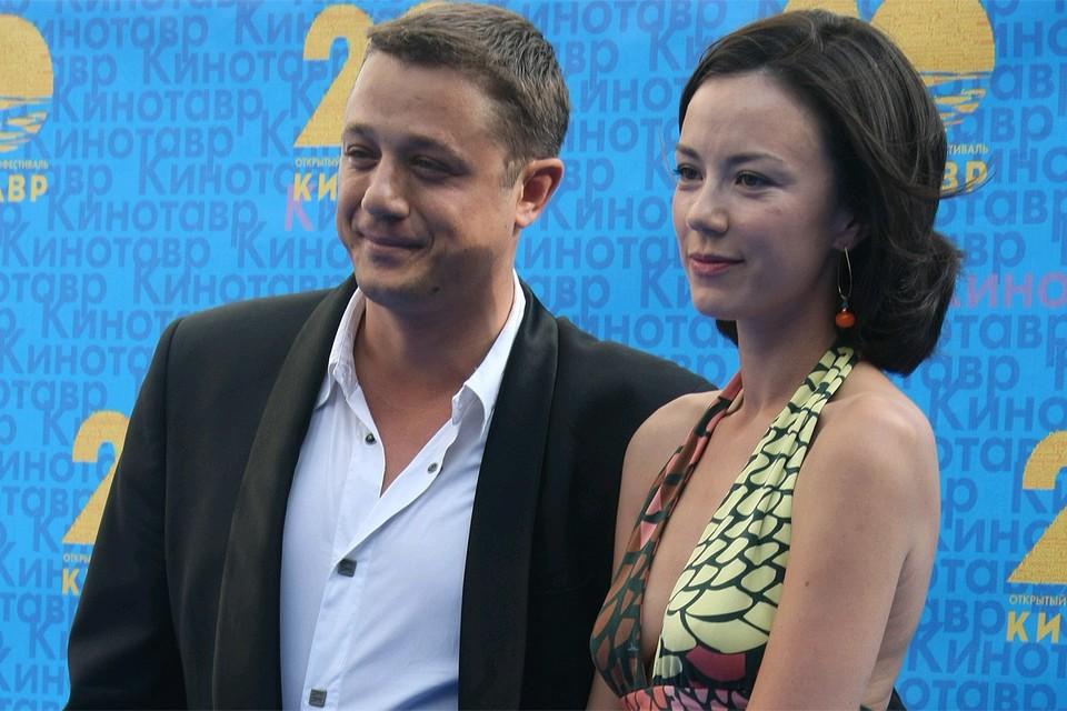 Алексей Макаров и Виктория Богатырева в 2010 году.