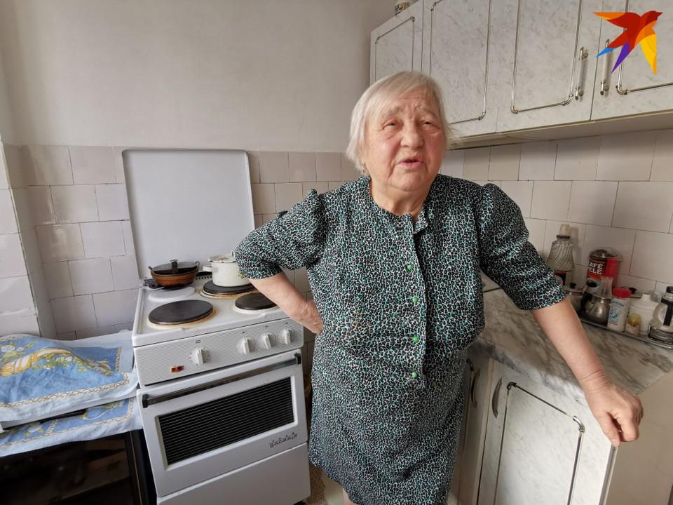 Валентина Евдокимовна
