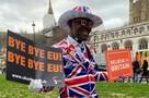 Британия уходит из ЕС под песни, пляски, крики «yes»!
