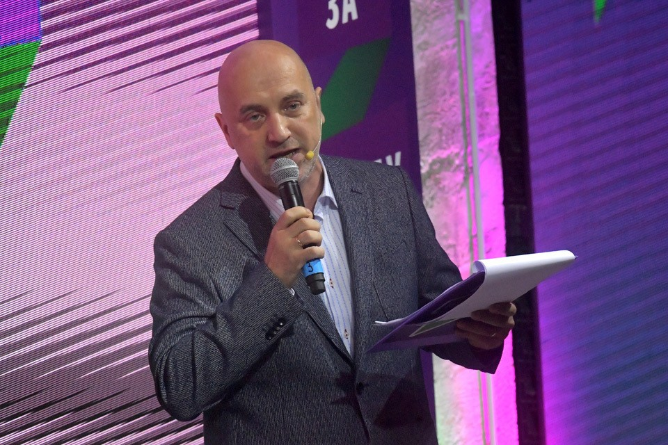 В Москве стартовал учредительный съезд политической партии Захара Прилепина «За правду».
