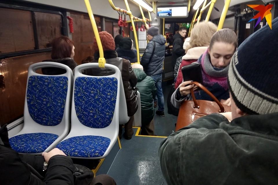 Новые автобусы повезли первых пассажиров по улицам Твери