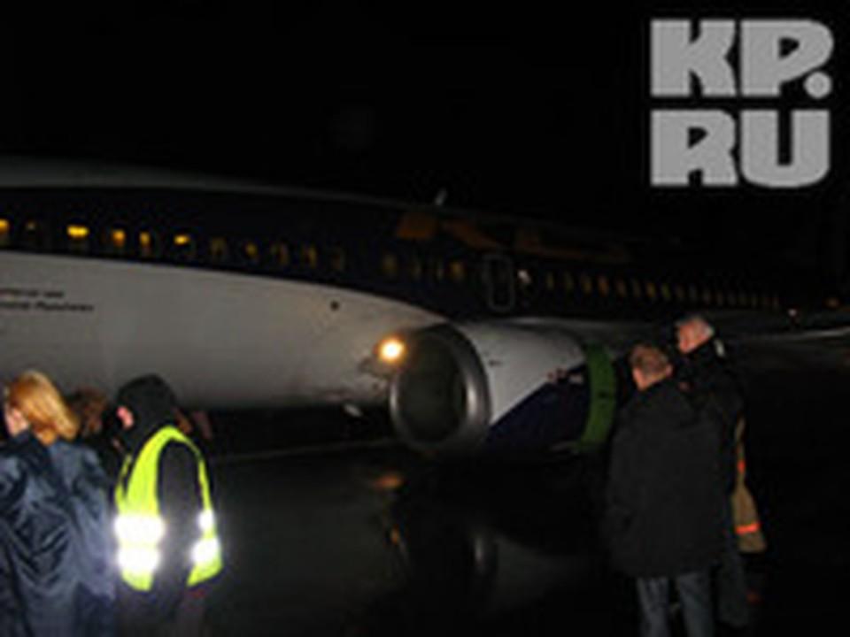 Самолеты «КД авиа» пустят на металлолом