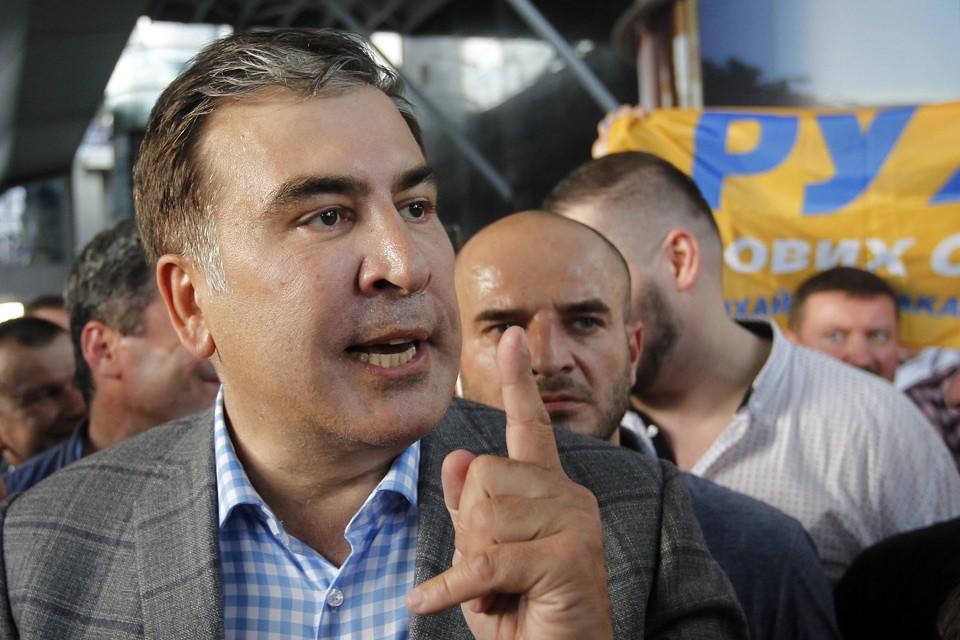 Экс-президент Грузии и экс-губернатор Одессы Михаил Саакашвили вновь напомнил о себе громким телеинтервью.
