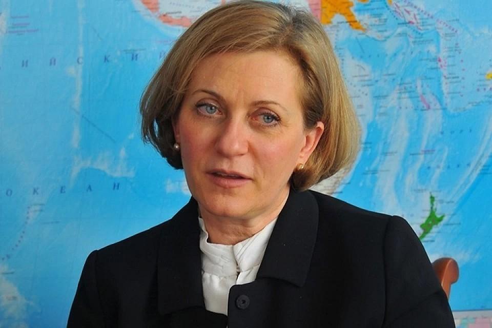 Глава Роспотребнадзора Анна Попова: россияне, эвакуированные из Китая, клинически здоровы