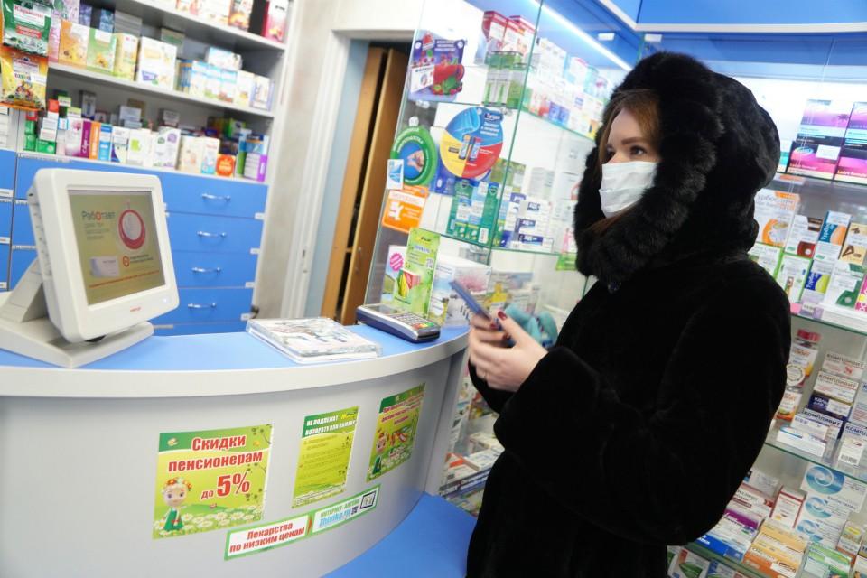 Цены на маски в аптеках Мурманской области самые разные.