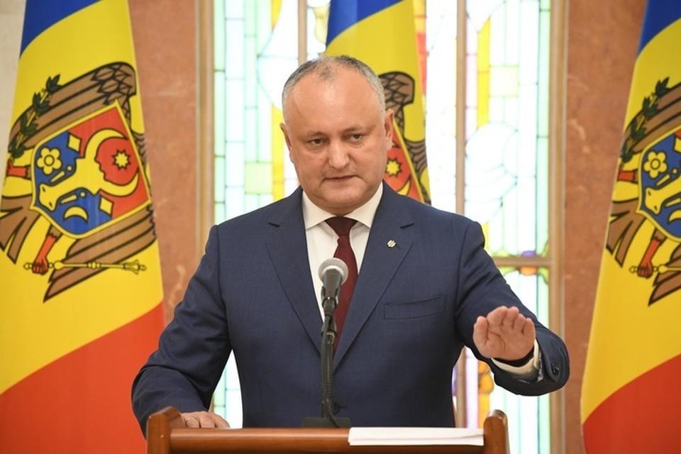Президент Молдовы Игорь Додон, отвечая на вопросы граждан, заявил, что Молдова – единая страна
