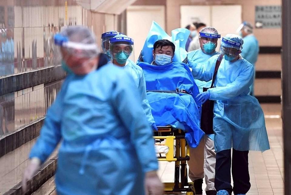 В Китае, несмотря на рост числа заболевших, возобновили работу предприятия