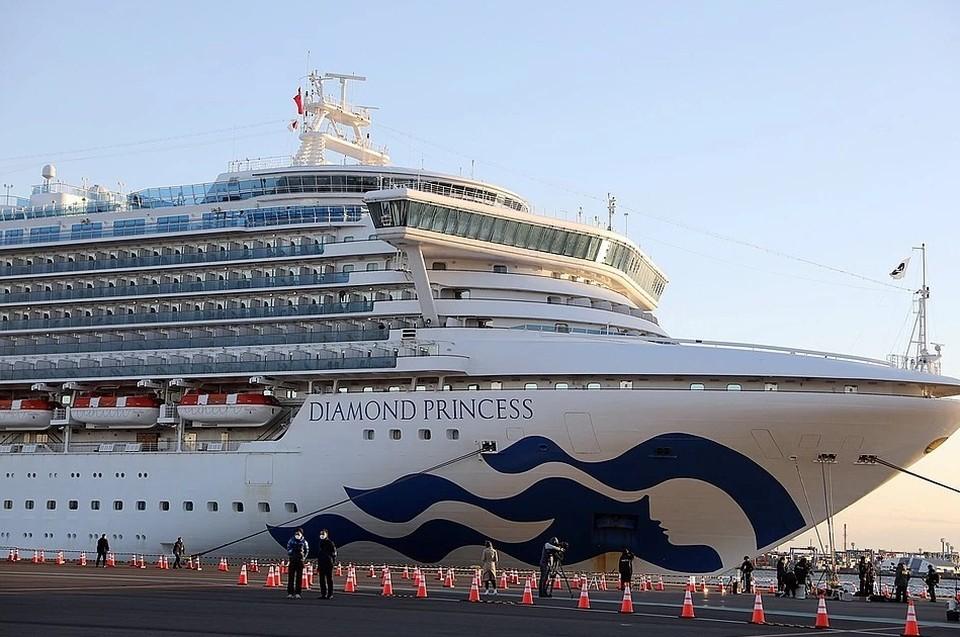 Пассажиров корабля собирались отпустить на берег 19 февраля