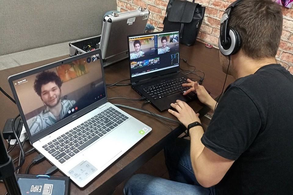 Нескучный плен карантина: студент из Уханя сыграл онлайн-матч с футболистами МФК «Тюмень»