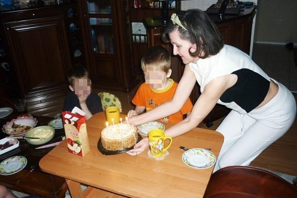 Никита и его брат Дима жили в семье полтора года. Фото: предоставлено героиней публикации