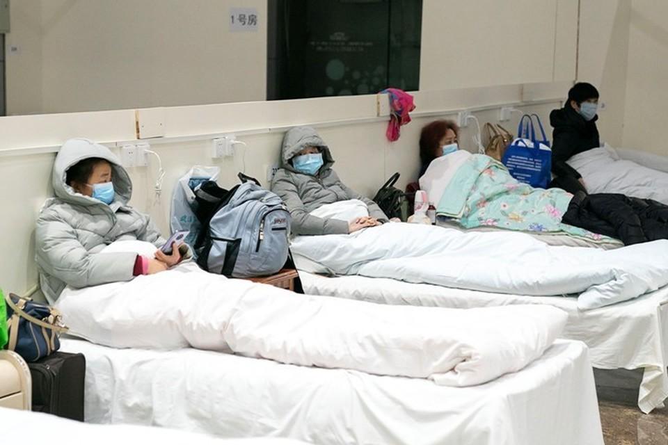 Число зараженных вирусом 2019-nCoV в провинции Хубэй превысило 33,3 тысячи человек