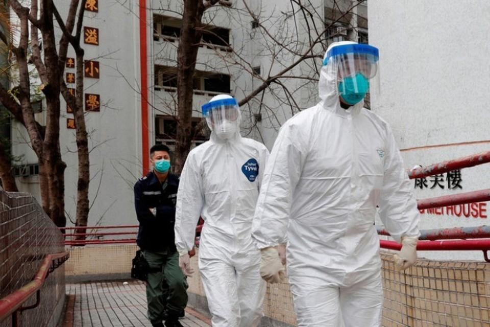 Число жертв коронавируса в Китае возросло до 1113