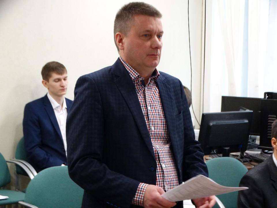 Главой Эжвы стал Сергей Воронин