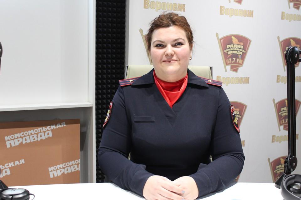 Марина Савченко.