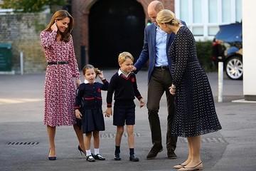 Дурной пример: Кейт Миддлтон и принц Уильям захотели в отпуск вслед за Меган Маркл и Гарри