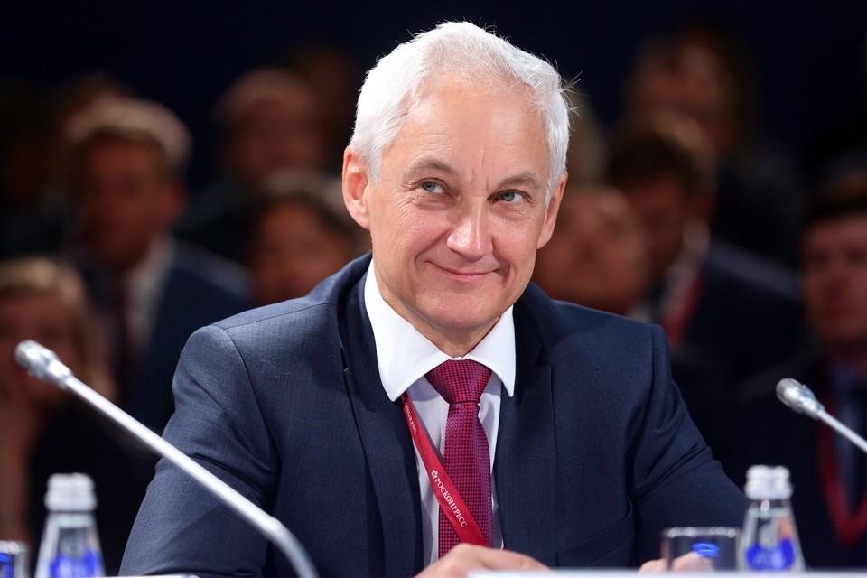 Назначен председатель Оргкомитета ПМЭФ