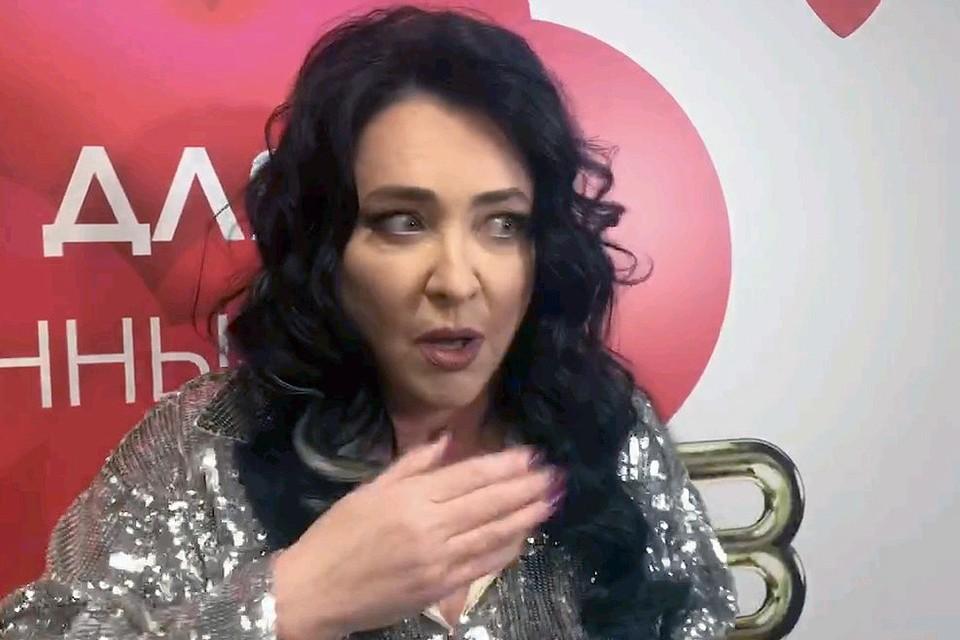 Лолита Милявская.