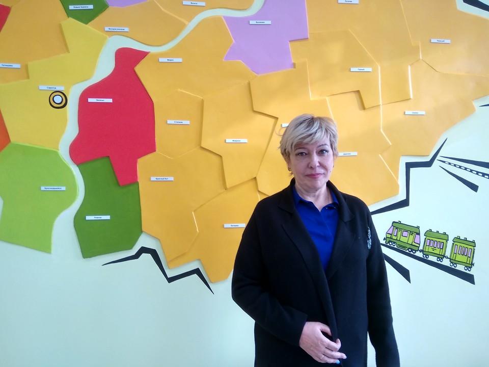 Татьяна Загородняя рассказала депутатам о настроениях в подростковой среде