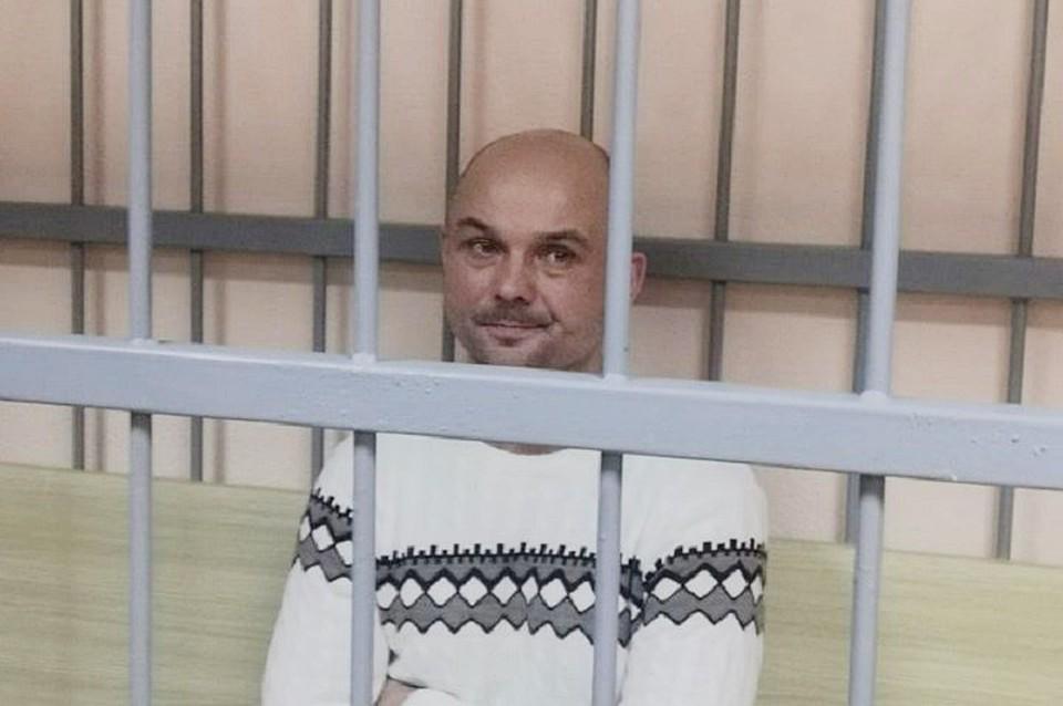 Апелляция на арест подана, защита и Виктор надеются, что суд рассмотрит ее в ближайшее время и вынесет справедливое решение ФОТО: СУСК Российской Федерации