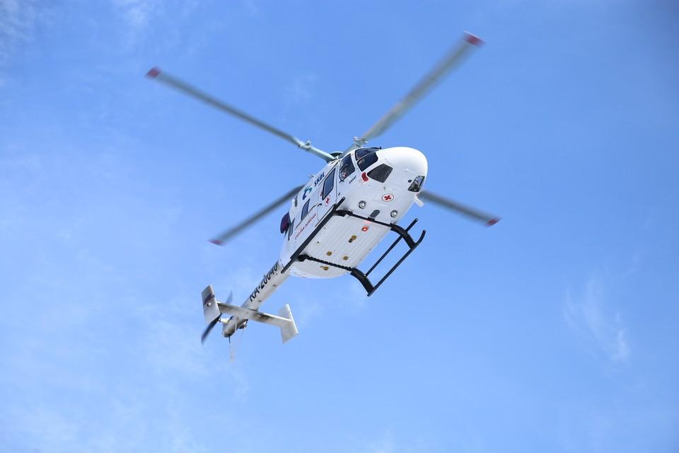 Летающая «скорая»: как работает санавиация в Удмуртии