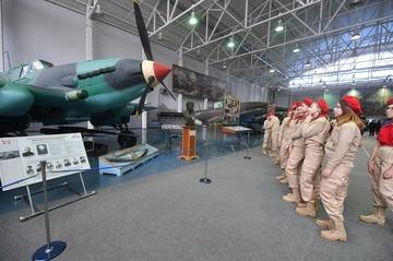 В музее ВВС открылась выставка «Самолеты Великой Отечественной войны»