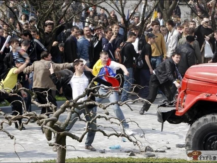 В Молдове могут повториться события апреля 2009 года?