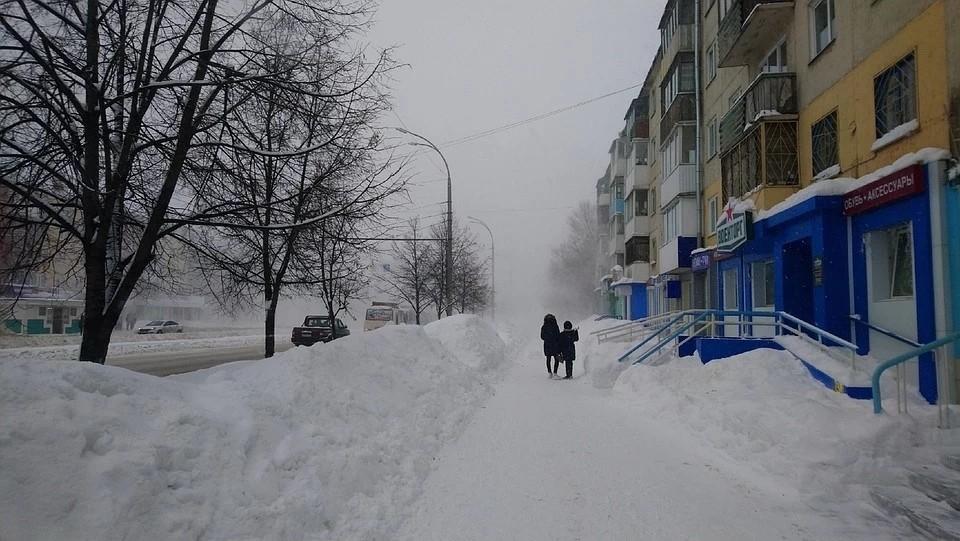 Синоптики назвали причины тумана в Кемерове
