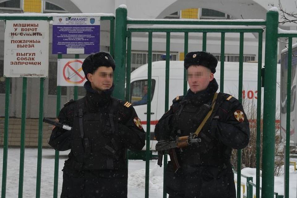 В антитеррористической комиссии прокомментировали сообщение о минировании школ.