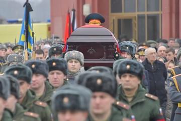 Министр обороны Сергей Шойгу — на похоронах маршала Дмитрия Язова: Человек-легенда, истинный офицер, настоящий патриот