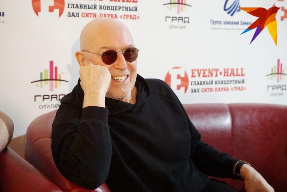 Пит Эгнью в Воронеже.