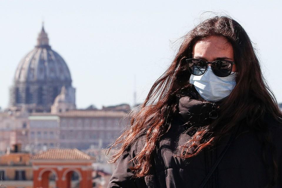 В разгар эпидемии коронавируса посылки из Италии пересекают границу на въезде в Молдову