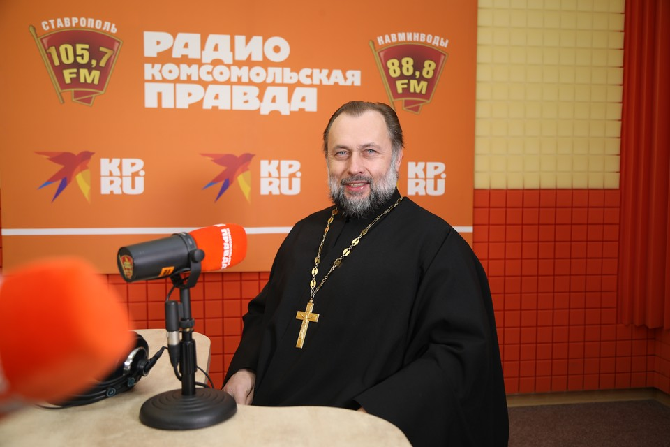 Протоиерей Владимир Волков