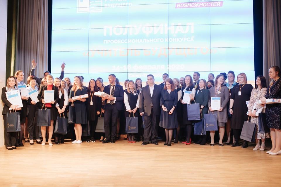 Фото финалистов