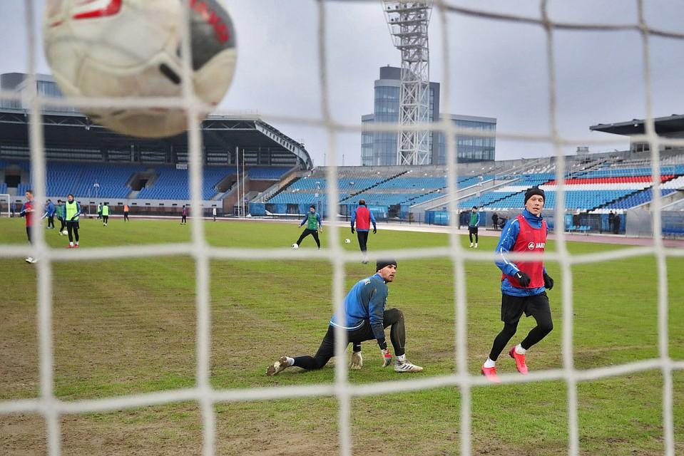 Матч «Шинник»-«Урал» не состоится из-за неготовности стадиона в Ярославле